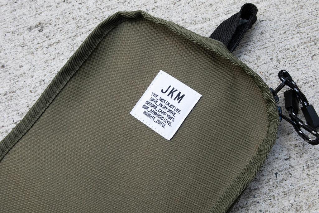 機能、デザインともに優秀なアイテムが多いJKM