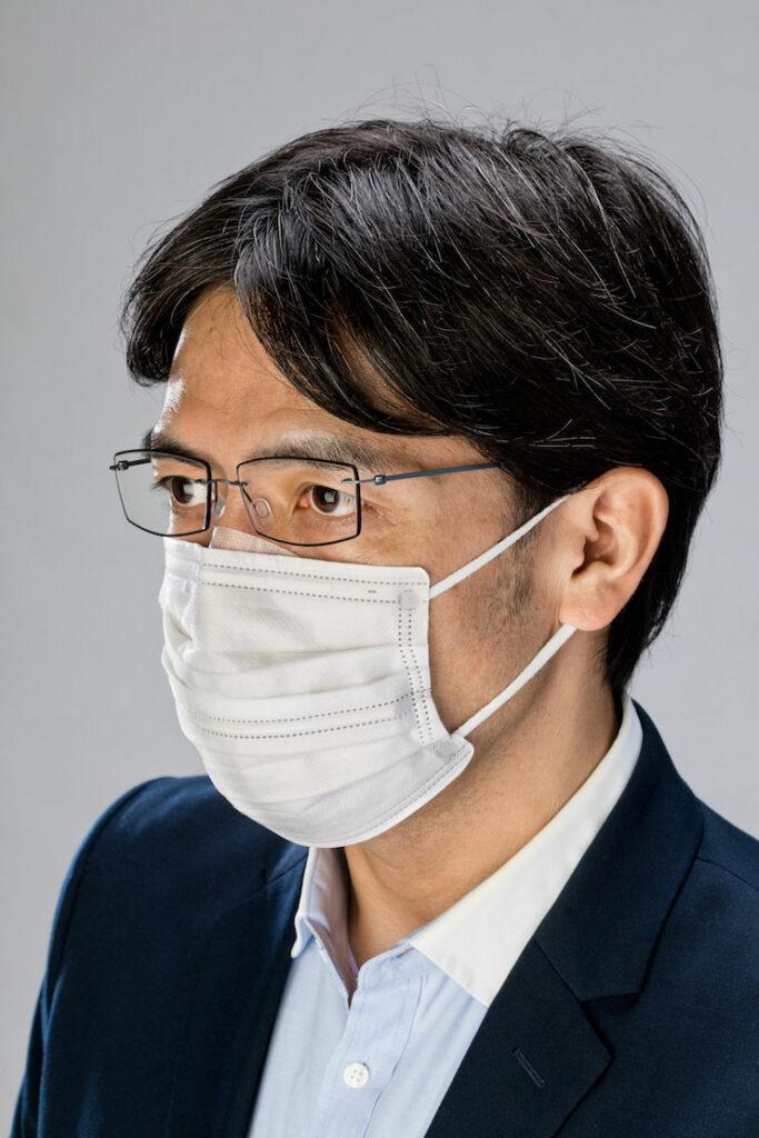 ウイルスプロテクトマスク