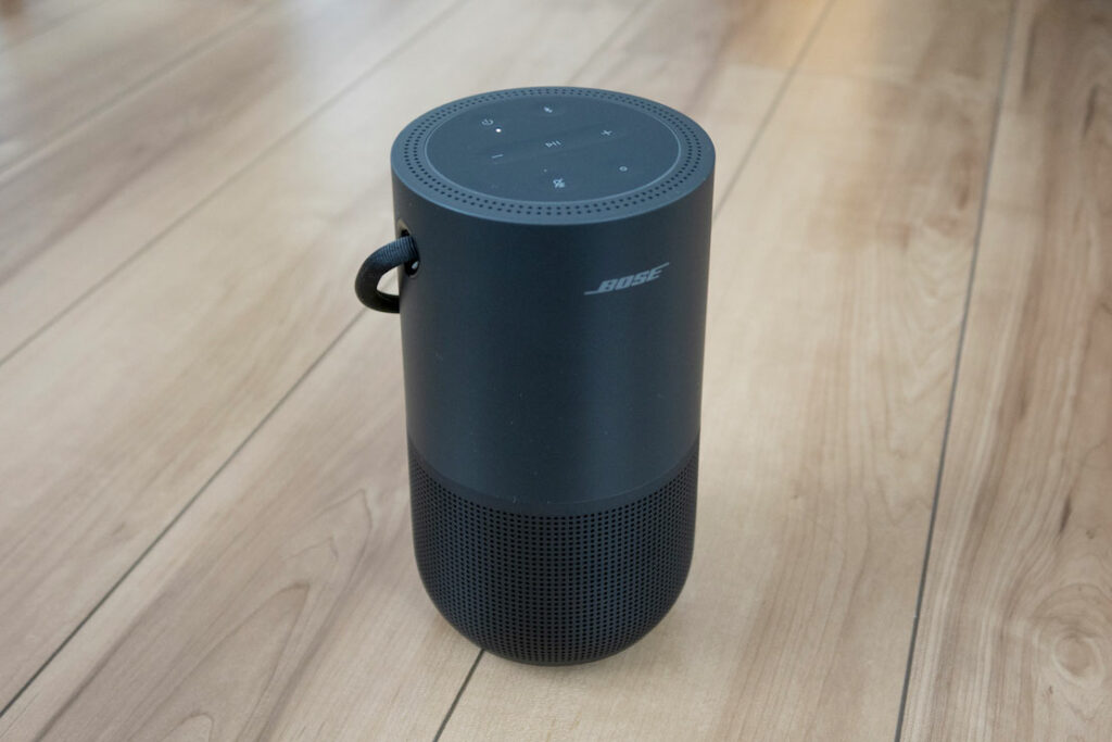 BOSE「Portable Smart Speaker」