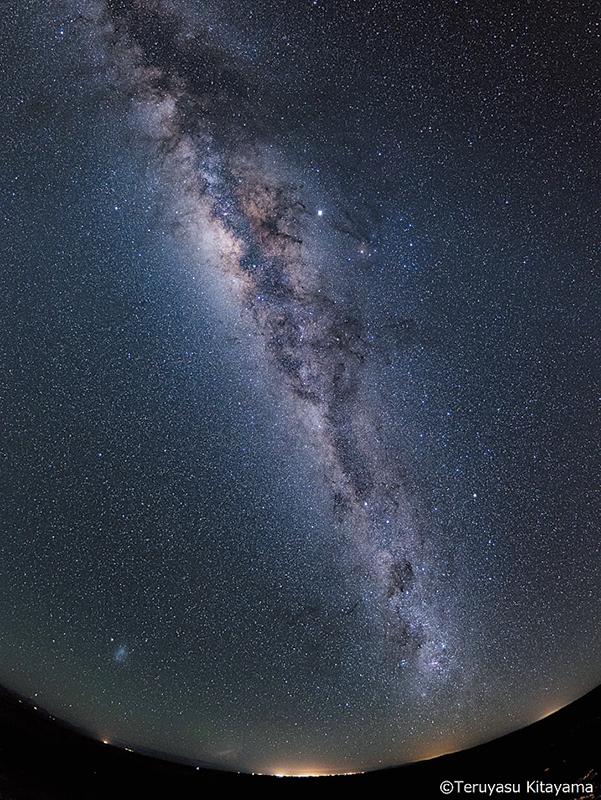 「ポラリエU」があれば風景写真を撮影する感覚で星を撮れる。