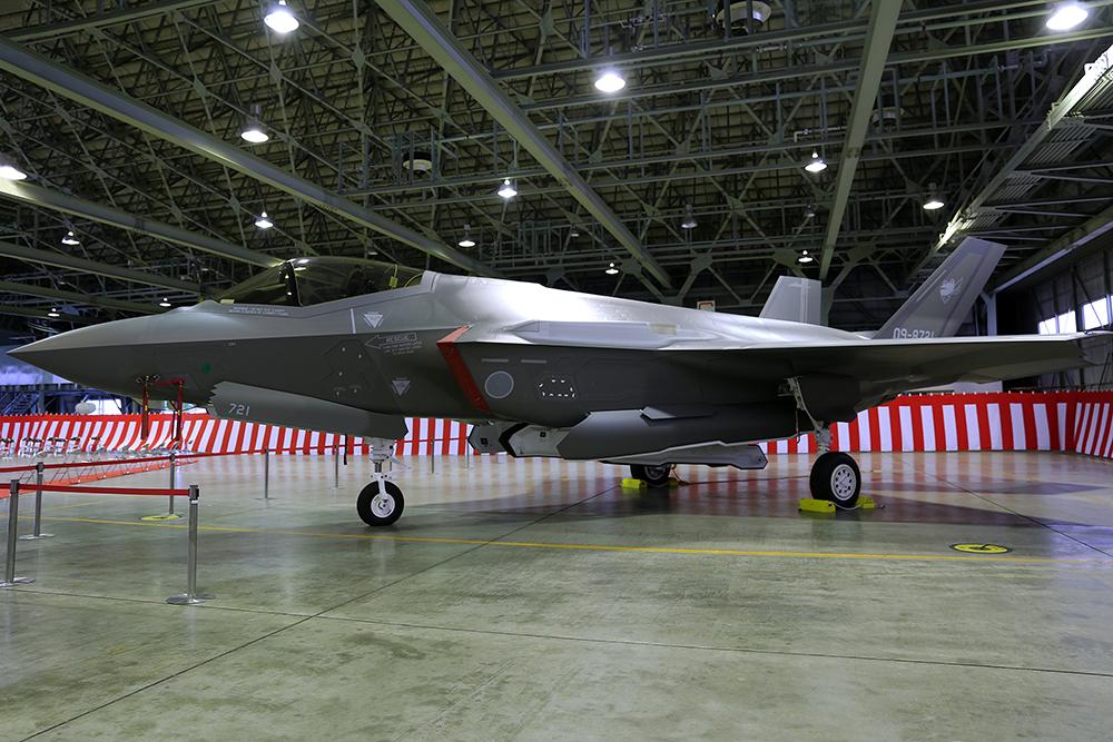 航空自衛隊、F-35Aステルス時代へ
