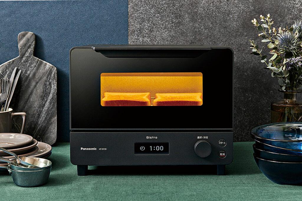 厚切り冷凍パンが美味しく焼けるパナソニックの新作トースターで毎朝が楽しくなる!