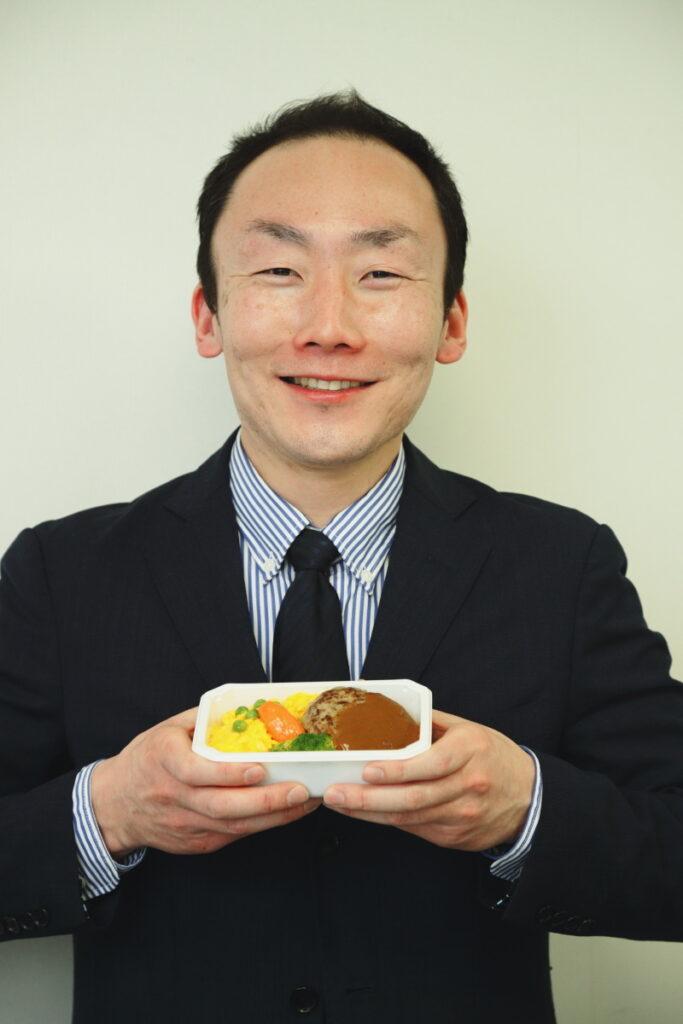 冷凍弁当なのにたまごがふわトロ♪ ANA機内食の技術が凄い!#3