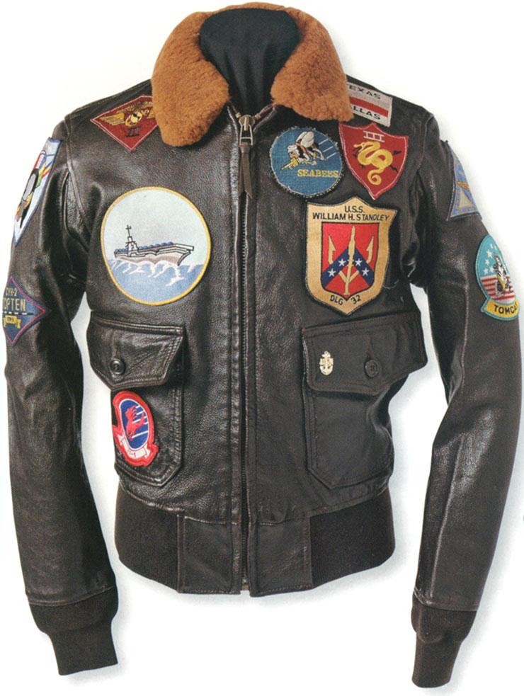 復刻版G-1ジャケット