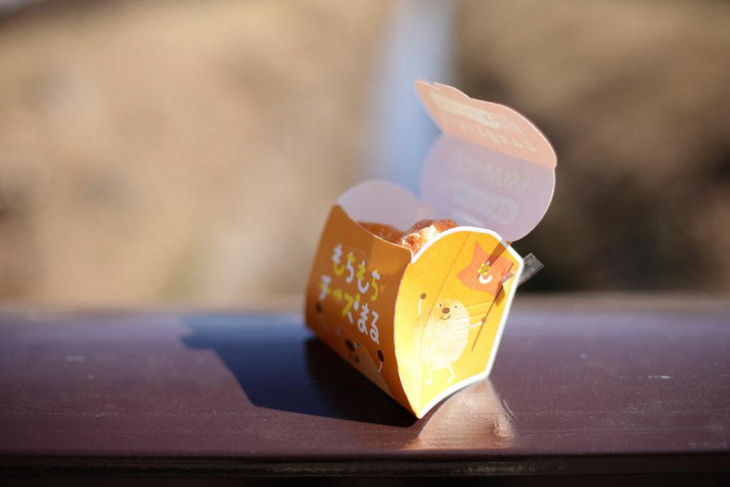 爆売れ中のローソン「もちもちチーズまる」を食べてみた!