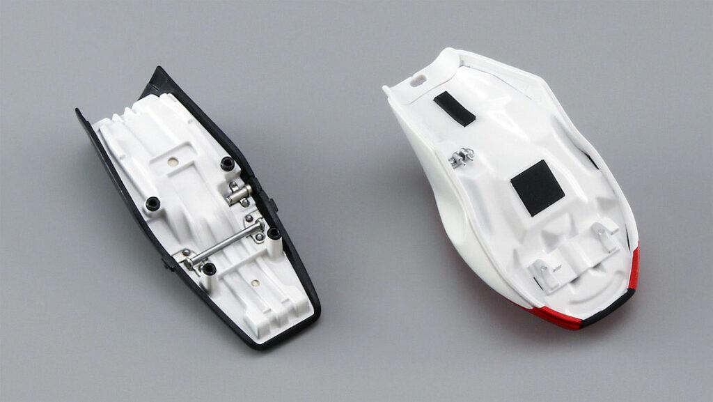一世を風靡したレーサーレプリカが1/12プラモデルで復活!