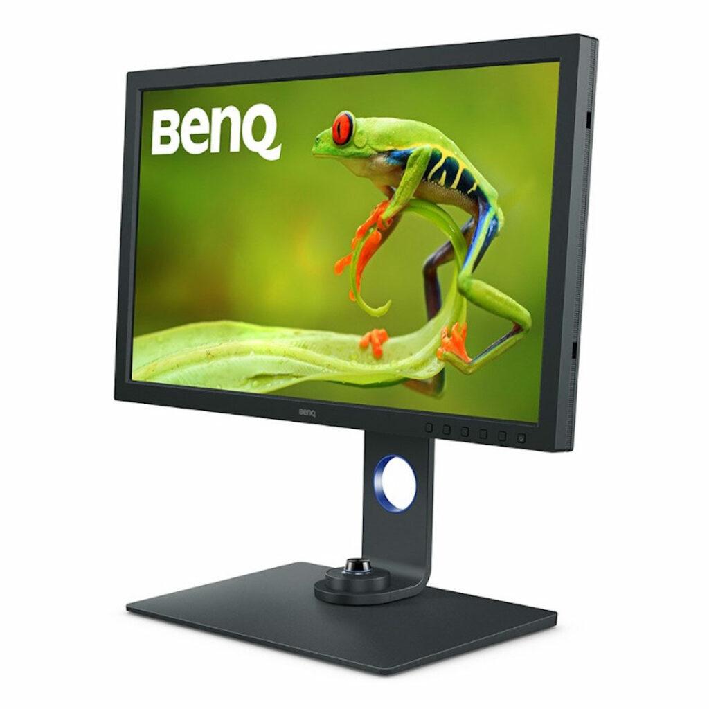 BenQ 27型カラーマネジメント